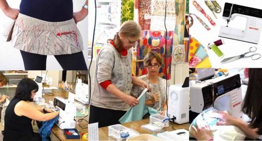 Initiation à la couture © Les Ateliers YouDo