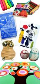 Atelier Mix Créatif pour enfants© Les Ateliers YouDo