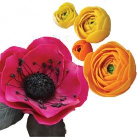 Une Masterclass : Bijoux fleuris en pâte polymère© Les Ateliers YouDo