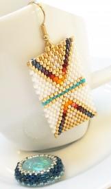 Atelier tissage et sertissage de perles© Les Ateliers YouDo