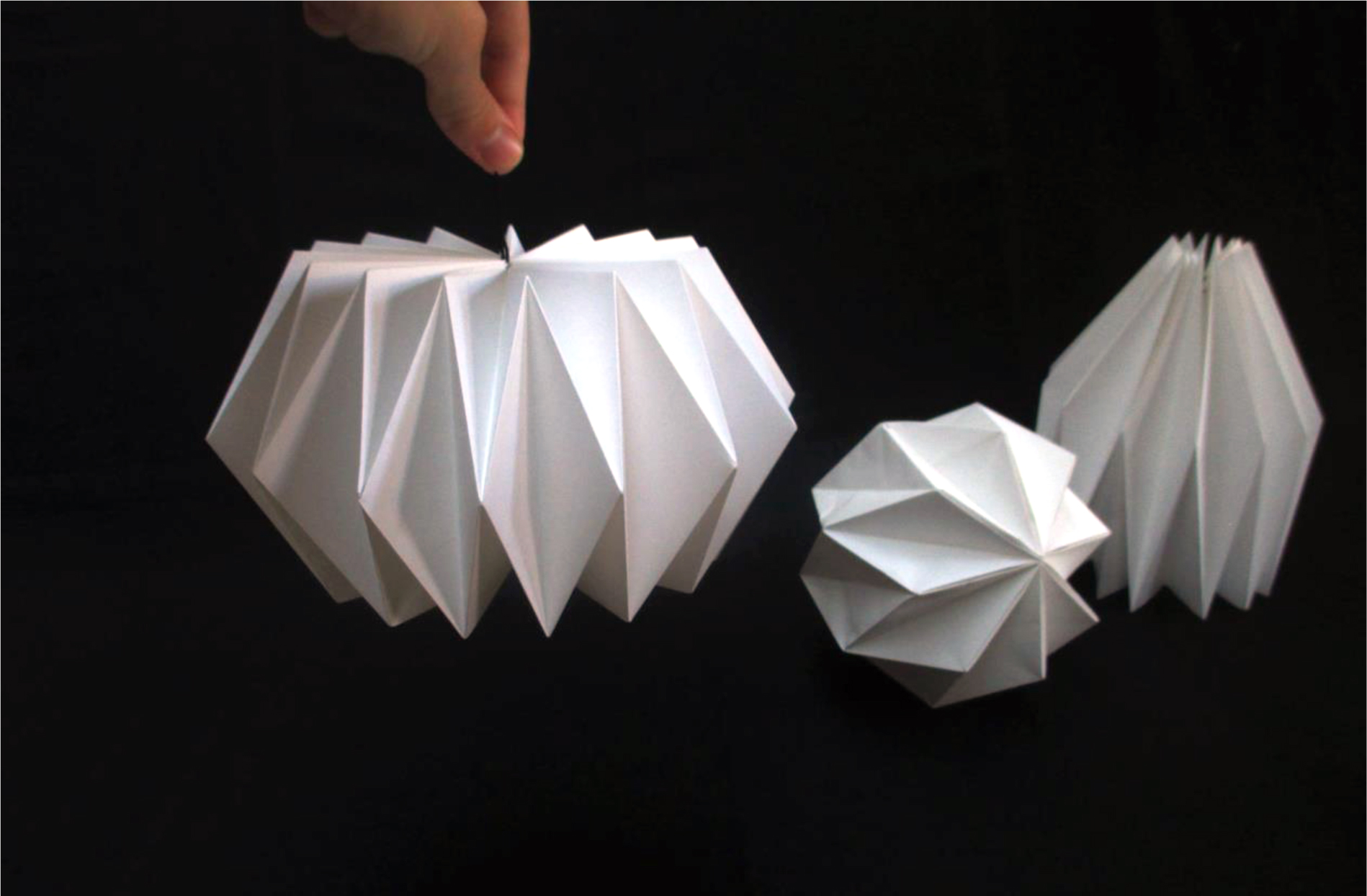 You Do Luminaire Origami Design En Papier