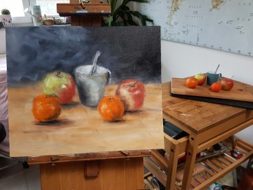 Atelier Peinture à l'Huile© Les Ateliers YouDo