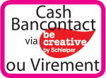 Pay via BeCreative